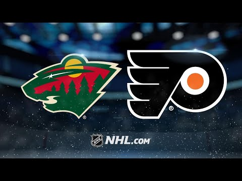 Dubnyk shuts out Flyers in tight 1-0 win