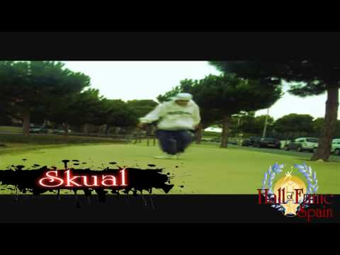 ● The Spanish Hall Of Fame presents Skual●HD