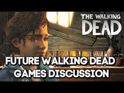 The Walking Dead:Season 5: Future Of Walking Dead Discussion Stream (Skybound Walking Dead)