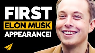 Rare Footage of Elon Musk Before Tesla and SpaceX!