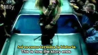 Avril Lavigne - Sk8er Boi Subtitulado Español Ingles