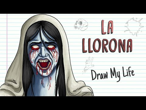 LA LLORONA | Draw My Life
