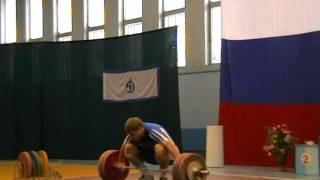 Тяжёлая атлетика,ЦС Динамо,Липецк 2006