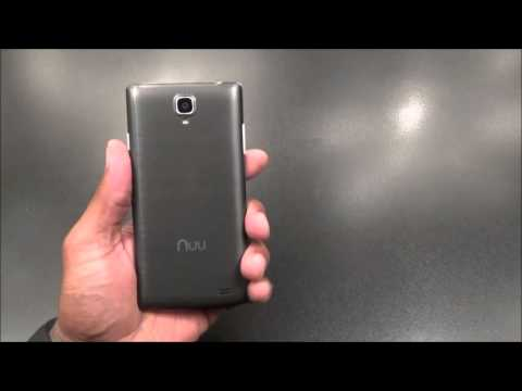 NUU Mobile Z8 5.5 Dual LTE SIM Unlocked Android Smartphone