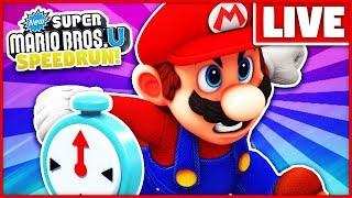 Meinen Rekord unterbieten! :D - New Super Mario Bros.U Speedrun (4)