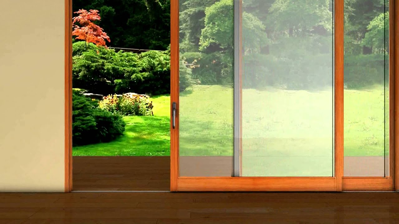 Lift Slide Door 3d Youtube