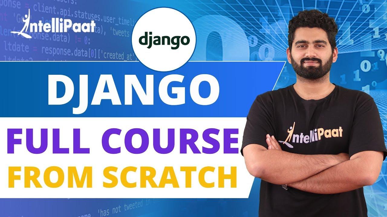 Python Django Tutorial | Django Course
