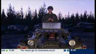 Ferret Scout Car - Tanks For Everything - TV One New Zealand