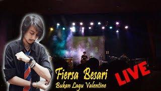 Fiersa Besari - Bukan Lagu Valentine ( Live Konser April UGM Yogyakarta )