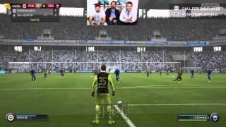 Kayseri Erciyesspor - Fenerbahçe Haftanın Maçı FIFA 15