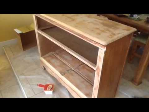 25 dresser redo youtube. Black Bedroom Furniture Sets. Home Design Ideas
