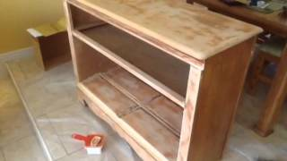 This video is not available. 25 Dresser Redo