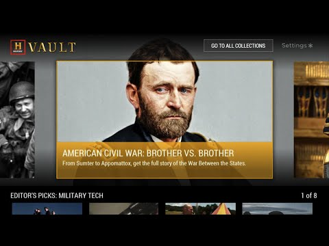 Review: History Channel Vault on Roku & Fire TV