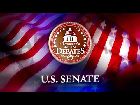 U.S. Senate (Election 2016: AETN Debates)