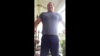 Randall Morris Muscle Flex...