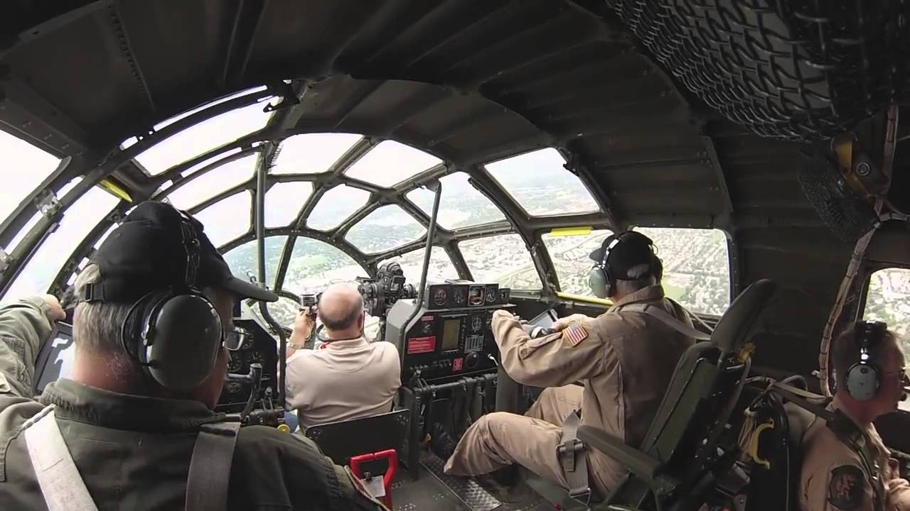 B 29 Inside B-29 Superfortress &qu...