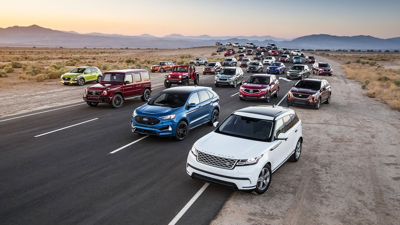 Motortrend S 2019 Suv Of The Year The Overview Youtube