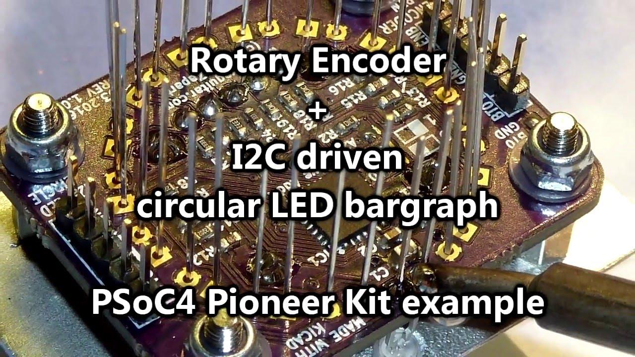 Encoder Board+LED ring | Hackaday io
