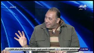 الماتش - رئيس نادي ميجا سبورت ورئيس نادي بني سويف في لقاء خاص مع زكريا ناصف