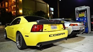 2015 Camaro ZL1 vs Terminator Cobra
