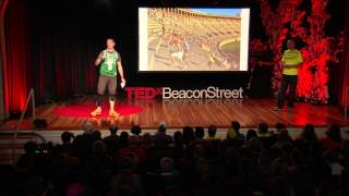 How to start a movement | November Project | TEDxBeaconStreet