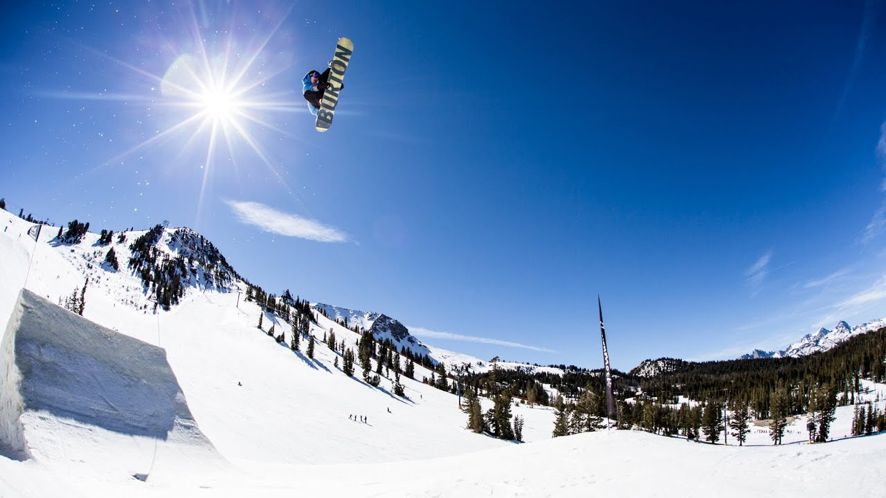 b6fd296c2d7 Hot Laps Mammoth 2015 Episode 2 - TransWorld SNOWboarding - YouTube