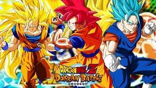TIME FOR REDEMPTION! BATTLEFIELD MODE RETURNS TO DOKKAN! DBZ Dokkan Battle thumbnail