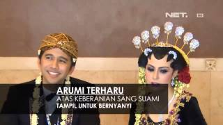 Entertainment News - Resepsi Arumi Bachsin dan Emil Dardak