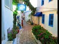 Marmaris .Marvelous  streets of Old City.