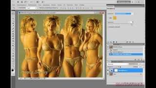 Видеоурок photoshop cs5, Фотофильтр