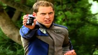 Power Rangers- Todos os Rangers AZUIS