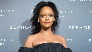 Rihanna Teases Fenty Beauty Galaxy Holiday Collection