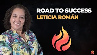 Diamond Leticia Román Interview - Success Factory