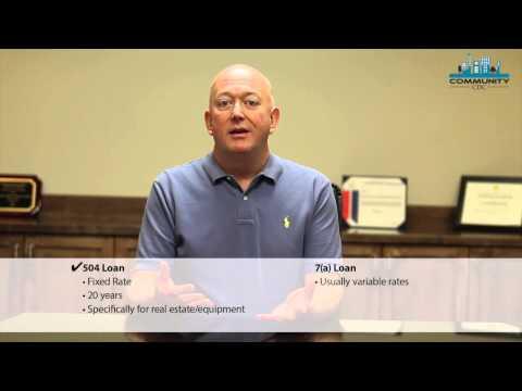SBA 504 vs. 7(a) Loans for Commercial Real Estate