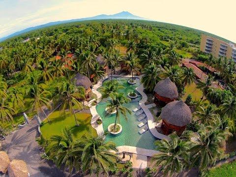 El Salvador, Costa del Sol, Hotel Tortuga Village