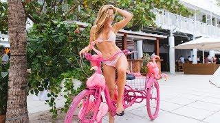 Miami Travel VLOG + Biggest BRUNCH in The World