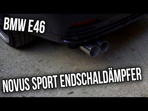 Magnaflow Sport Schalldämpfer BMW 5er E60 525i