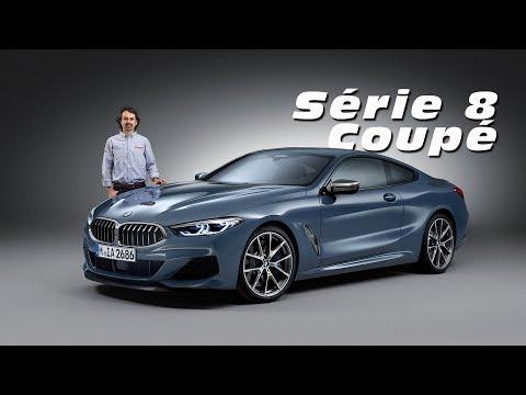 BMW Série 8 Coupé 2018 thumbnail