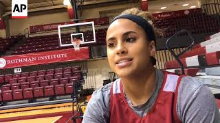 Stroke Victim As Freshman, Avery Marz Makes College Basketball Debut For Saint Joseph's As Senior
