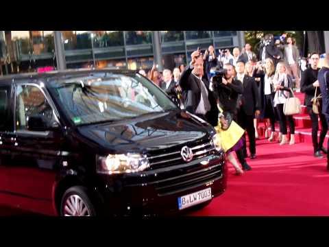 Hercules Premiere Berlin Dwayne The Rock Johnson