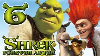 Shrek Forever After Walkthrough Part 6 (PS3, X360, Wii, PC) - Dragon