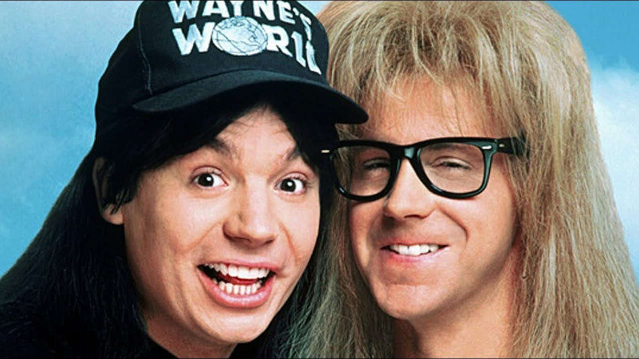 d5559b51 Why You Never Got To See Wayne's World 3 - YouTube