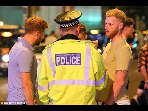 England cricketer Ben Stokes arrested in Bristol after win over West Indies