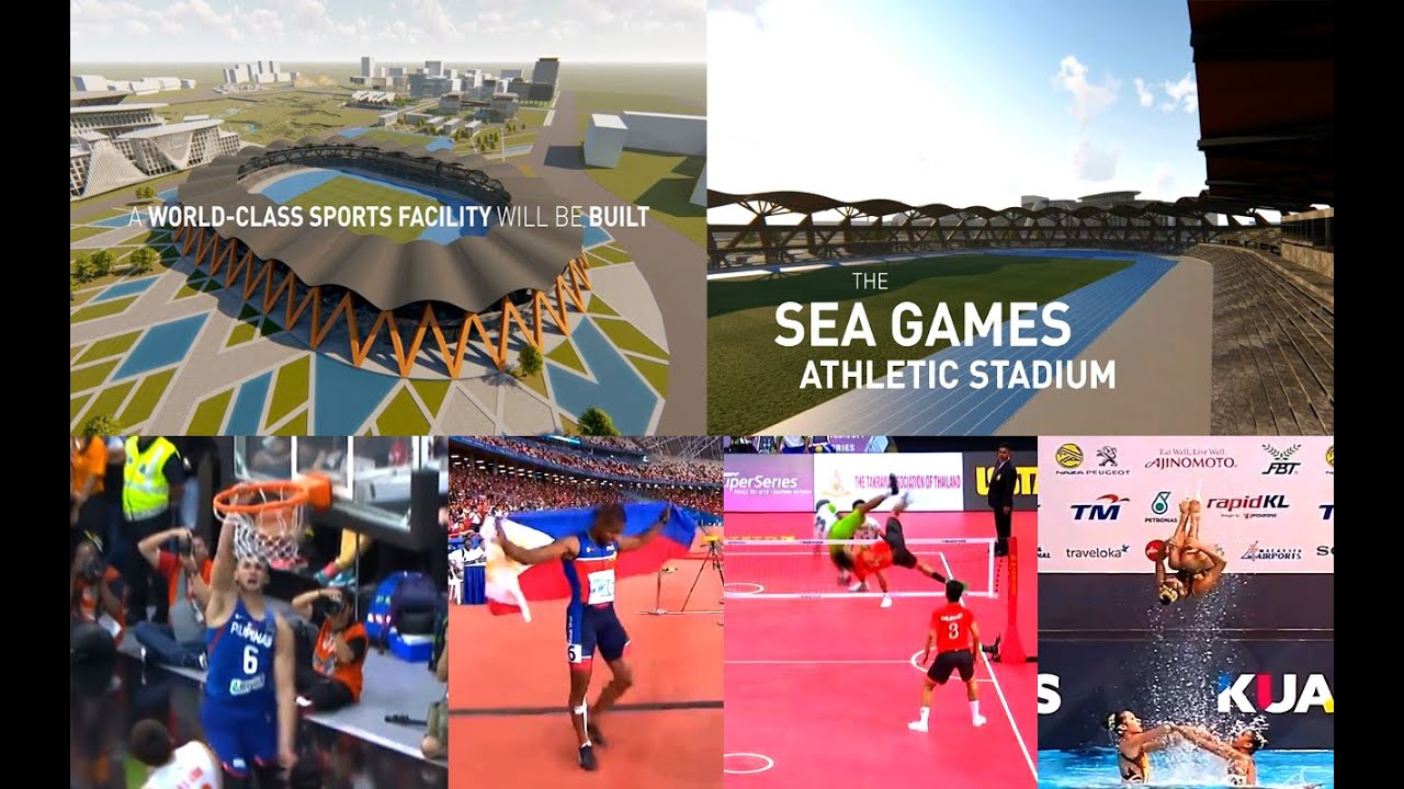 Seagames Philippines 2019 30th Southeast Asian Games