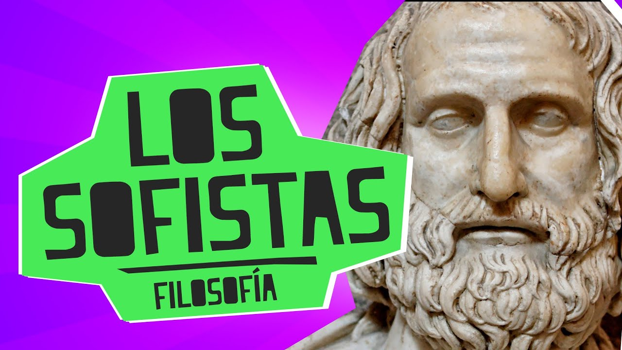 Los Sofistas - Filosofía - Educatina - YouTube