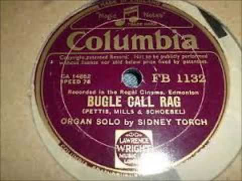 "SIDNEY TORCH - ""BUGLE CALL RAG"" - Regal Edmonton Christie (1935)"