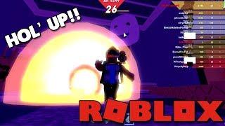 ROBLOX LAP DANCE!? | Punto de ruptura (Roblox Funny Moments)