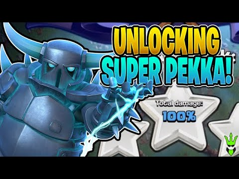 UNLOCKING SUPER PEKKAs & THEY'RE SO STRONG! - Clash Of Clans