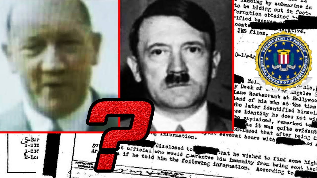 hitlers escape to south america essay If he escaped where did he escape to and when did why was hitler's death lied about americans the other people from north america and south.