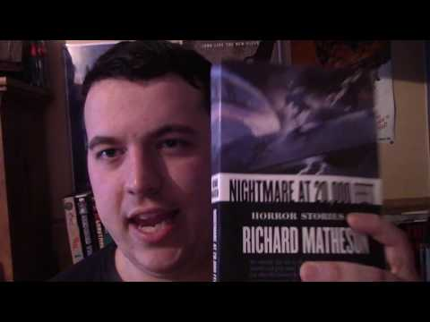 Nightmare at 20,000 Feet: Horror Stories by Richard Matheson(Book Review)